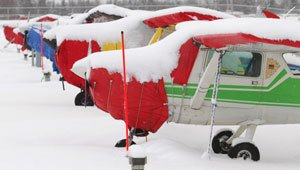 Tips for safe winter flying