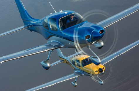Cirrus Aircraft Unveils Enhanced 2016 SR