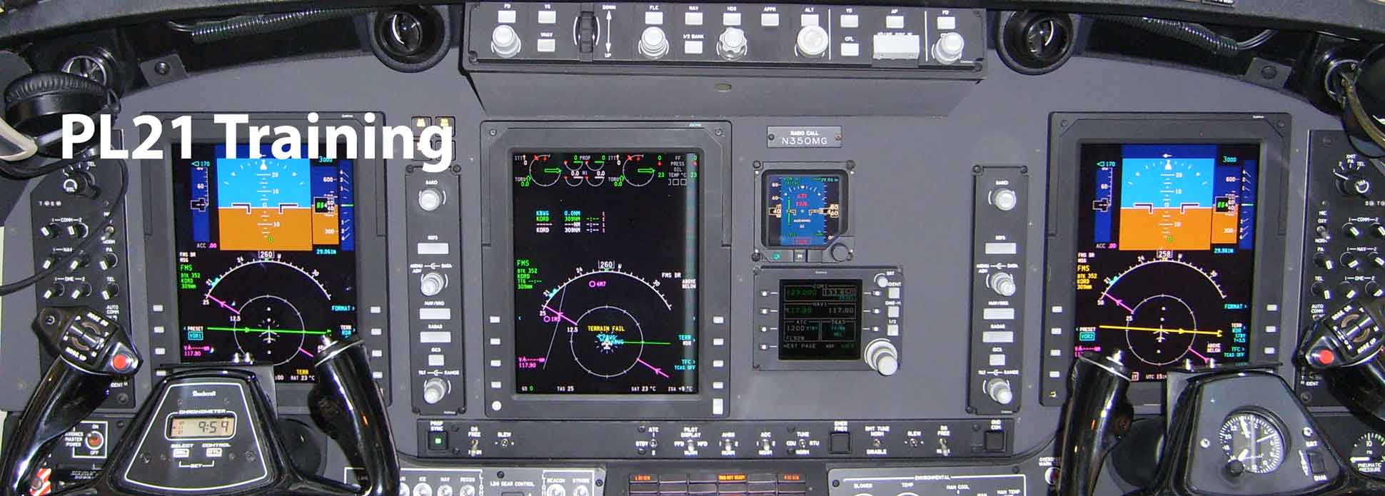 Rockwell Collins Proline 21 – CAMFLIGHT – Advanced Avionics